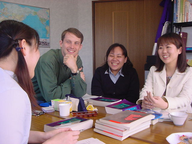 Teaching English Means Relationships; Relationships Mean Ministry